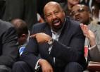 """""""Knicks"""" uz darba interviju aicinās arī kādreiz atlaisto Vudsonu"""