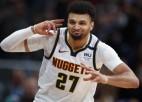 """""""Nuggets"""" spēlētājs Marejs: """"Mēs varam izcīnīt NBA titulu"""""""