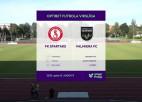 Video: Optibet futbola virslīga: FK Spartaks - Valmiera FC. Spēles ieraksts