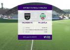 Video: Optibet futbola virslīga: Valmiera FC - FK Liepāja. Spēles ieraksts.