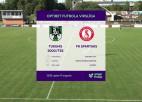 Video: Tukums 2000/TSS - Spartaks Optibet futbola Virslīga. Spēles ieraksts.