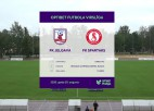 Video: Optibet futbola virslīga: FK Jelgava - FK Spartaks. Spēles ieraksts