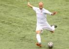 """Siņeļņikovs un Fertovs izceļas """"Lokomotiv"""" graujošā uzvarā Latgales derbijā"""