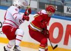 """Skvorcova """"Kunlun Red Star"""" iztur pretinieku spiedienu, nopelnot pirmo punktu sezonā"""