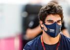 F1 pilotam Strollam bija pozitīvs Covid-19 tests, kas tika noklusēts