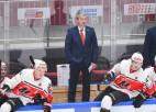 """Latvijas pārstāvju Novokuzņeckas """"Metallurg"""" pārspēj vienu no VHL līderēm"""