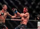 UFC sāk jauno gadu ar trim pirmā raunda nokautiem un Holoveja meistarklasi