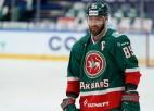 """Lukojanovs pēc zaudējuma pret Rīgas """"Dinamo"""": """"Vienmēr neuzvarēsi"""""""