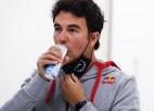 """Peress: """"Ja mašīna būs ātra, es uzvarēšu F1 čempionātā"""""""