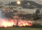 """Marseļas """"Olympique"""" ultras iebrūk kluba bāzē, dedzina un demolē, spēle pārcelta"""