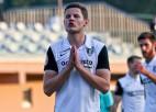 """Dubra palīdz klubam uzvarēt pēc ziemas pauzes, Maksimenko """"Olimpija"""" pieteikumā"""