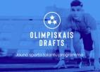 """""""Olimpiskais drafts"""" - jauna LOK atbalsta programma jaunajiem sportistiem"""