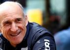 """Tosts: """"Neviens F1 pilots nedrīkst saņemt vairāk par 10 miljoniem eiro gadā"""""""