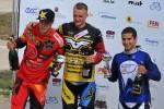 Foto: Štrombergs triumfē Eiropas BMX čempionātā