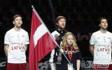 Foto: Norvēģija pārspēta - Latvija atgūst 5.vietu pasaulē