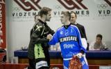 """Foto: """"Valmiera"""" nosargā uzvaru un 1. vietu turnīra tabulā"""