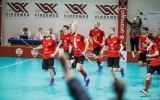 """Foto: """"Valmiera"""" minūtes laikā šokē """"Pārgauju"""", sērijā 1:0"""
