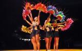 Foto: Karsējmeitenes jupiteru gaismā