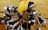 Foto: U-12 basketbolisti cīnās vareni