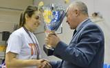 Foto: Trīskāršas čempiones - TTT Rīga