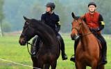 """Foto: Atklāj sacensības """"Horse Trail"""""""