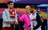 Foto: Dmitrijs Silovs papildina zelta medaļu pūru