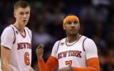 Video: NBA pārtraukuma laikā Karmelo Entonijs izmainījies līdz nepazīšanai