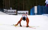 Video: Eksotisks slēpotājs izmēģina spēkus pasaules čempionātā