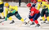 Krievijas bendija Superlīgā komandas 20 reizes iemet savos vārtos