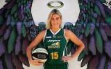 """Sāra Blicavs: """"WNBA un Eiropa ir manā sarakstā"""""""