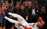 """""""Knicks"""" <i>matemātika</i>: Porziņģis četrās sezonās izlaidis 37% spēļu"""