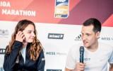 """Marhele: """"Prāgas maratona rezultāts deva apliecinājumu, ka tomēr varu"""""""