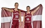 Video: Kate Krēsliņa sniedz palīdzību pakritušajai komandas biedrenei