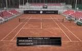 Video: Baltijas tenisa līga 4.nedēļa, 1.spēļu diena. Artūrs Kazijevs - Gustavs Lukstiņš. Spēles ieraksts