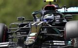 Botass apsteidz Hamiltonu, Fetels sezonas ievadā netiek kvalifikācijas trešajā kārtā