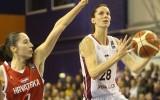 Vītolai 17 punkti, Latvija ar četrām debitantēm zaudē Somijai