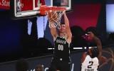 """Kurucs spēlē 31 minūti un gūst septiņus punktus uzvarā pret """"Clippers"""""""
