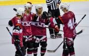 Video: Latvija : Slovēnija, spēles momenti