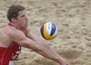 Latvijas pludmales volejbolistiem otrā vieta Kontinentālajā kausā