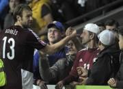 Latvijas Futbola federācija aicina līdzjutējus doties uz Islandi un Turciju