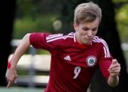 U17 futbola izlase uzvar arī Somiju