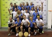 Par Latvijas frisbija čempioniem telpās kļūst salaspilieši