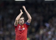 """Hendersonam jauns līgums ar """"Liverpool"""" - līdz 2020. gadam"""