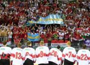 Elites divīzijā iekļūst arī Ungārija, Ukraina izkrīt uz B grupu