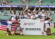ASV uzvar Londonā, Fidži triumfē kopvērtējumā