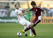 J.Ikaunieks atgriežas izlasē pirms spēlēm pret Kazahstānu un Islandi