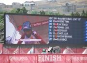 Eiropas spēles: Latvijas BMX riteņbraucēji tiek uz izšķirošajiem mačiem