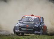 Artis Baumanis pēc pirmā ''Rallycross Chalange Europe'' posma ieņem 3.vietu