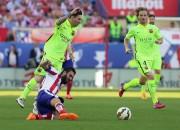 ''Barcelona'' par Turanu ''Atletico'' sola 34 miljonus