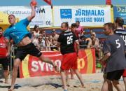 2017. gadā notiks pirmās Pasaules pludmales spēles